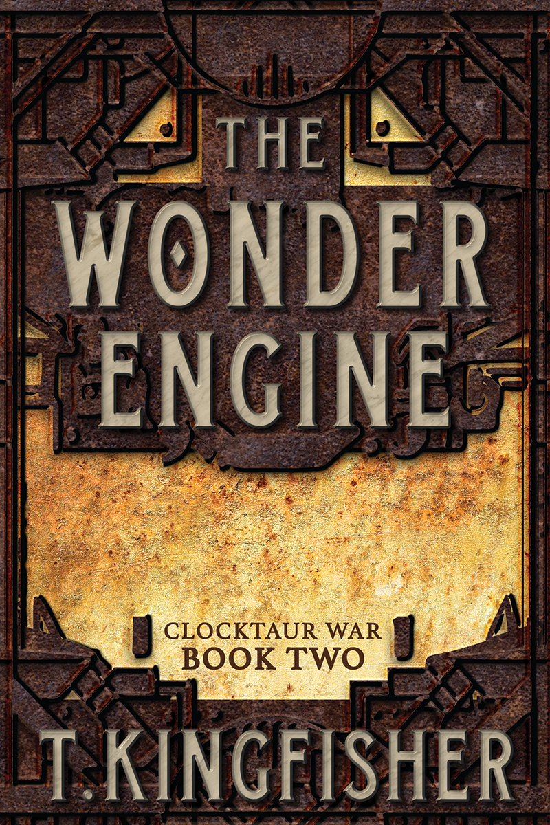 The Wonder Engine (Hardcover)