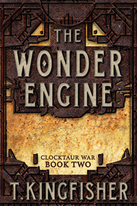 The Wonder Engine (Softcover)